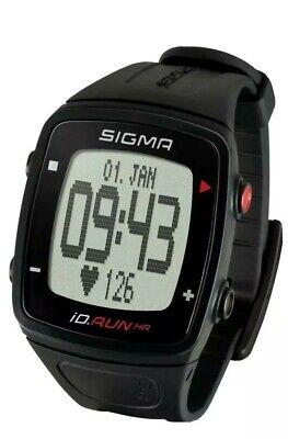 Laufuhr Sigma iD.Run HR GPS Pulsuhr Sportuhr Activity-Tracker Running Computer