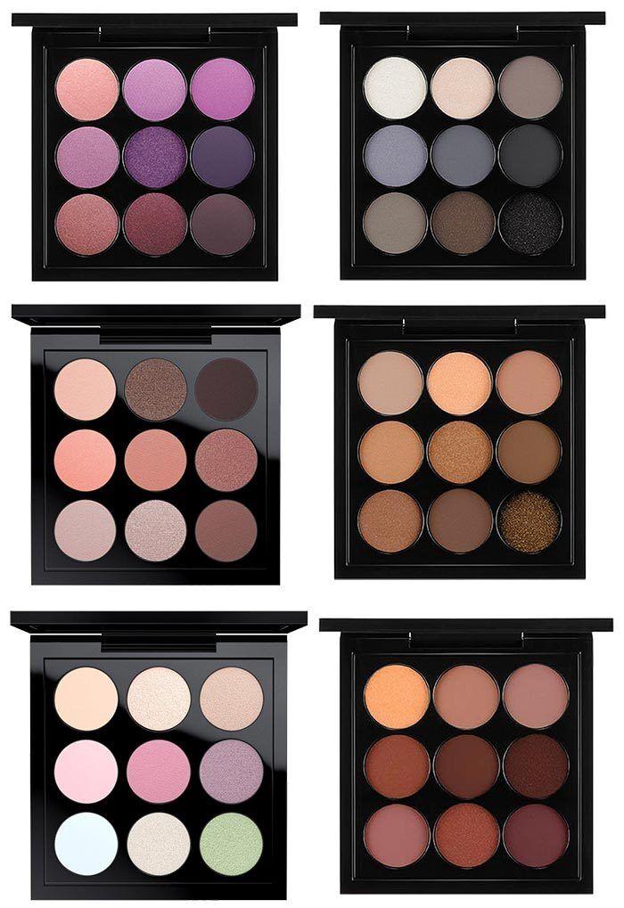 MAC Eye Shadow X 9 - Your choice color - 0.02 oz each / 0.8
