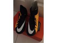 Boys brand new football boots