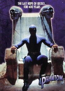 PHANTOM, THE MOVIE 1996 INKWORKS PROMO CARD S1