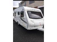 Sprite alpine 4 2010 caravan with motor mover and extras