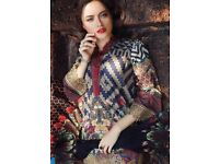 LEVISHA BAROQUE SPRING SUMMER LAWN WHOLESALE PAKISTANI CONCEPT DRESS MATERIAL IN TEXTILEDEAL.IN