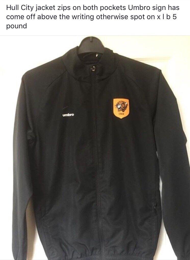 Hull city jacket