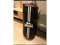20kg punch bag gloves and mits