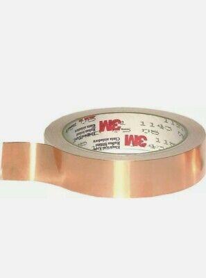 3m 1181 Emi Copper Foil Shielding Tape 12 In X 18yd 1 Roll