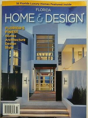 Florida Home   Design Issue 1 Volume 1 18 Luxury Homes Inside Free Shipping Sb
