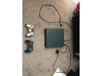 PS4 1TB 2X CONTROLLER 10X GAMES ALL LEADS AND ORIGINAL BOX SWAPS FOR MACBOOK PRO GOOD SPECS