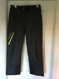 Ladies Ski/Snowboard Trousers. Tog24 generous 10/12, grey. Brand new.