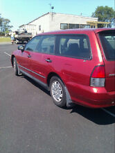 2002 TJ  Mitsubishi Magna Wagon CHEAP AS CHIPS Wingham Greater Taree Area Preview
