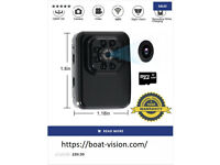 NEW - Mini 1080P HD REAL TIME WIRELESS WIFI HIDDEN SPY VIDEO CAMERA (Like a Go-Pro)