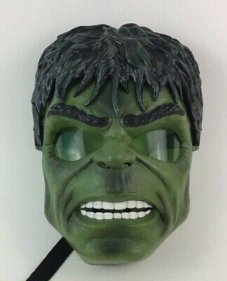 The Hulk Mask (The Incredible Hulk Half Mask Light up Costume Marvel Hasbro)