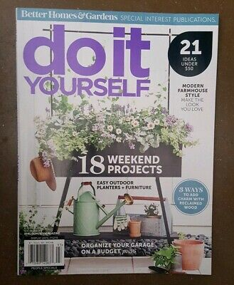 Better Home & Garden Do It Yourself Magazine 2019 Vol 26 Issue