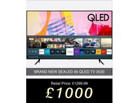 BRAND NEW QE65Q60TA 65 SMART QLED 4K TV