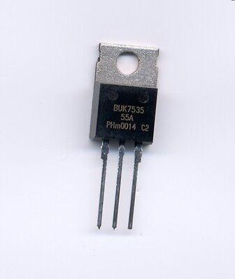 Buk7535-55a N Channel Power Fet Transistor