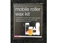 Salon Services Professional Mobile Roller Wax Kit