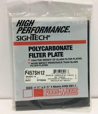 Welding Lens Tig Helmet High Performance Polycarbonate Filter Plate Shade12