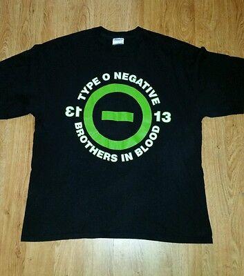 Type O Negative XL Shirt