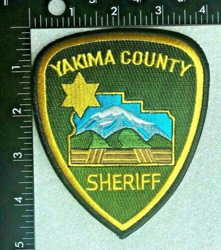 YAKIMA COUNTY WASHINGTON SHERIFF
