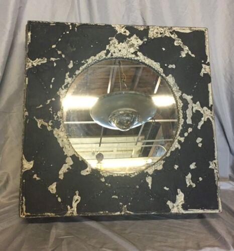 Vintage Tin Ceiling Medicine Cabinet Cupboard Mirror Shelf 8-19C