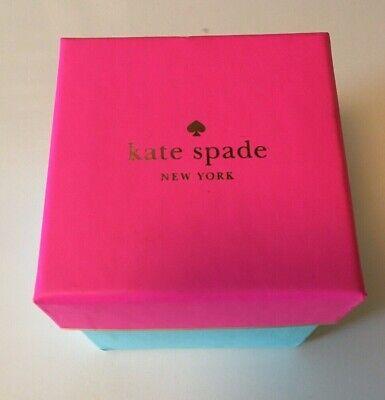 Kate Spade Gift Box Square Blue & Pink 3