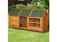 Rabbit hutch guinea pig brand new