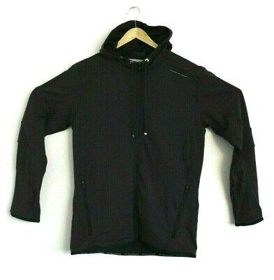 NWOT Porsche Design Sport by Adidas P5000 Men's Jacket Med Brown Full Zip Hoodie
