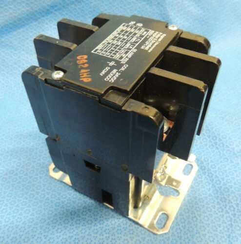 New Tyco Electronics P40P43D12p1-24 Coil Contactor 24VDC