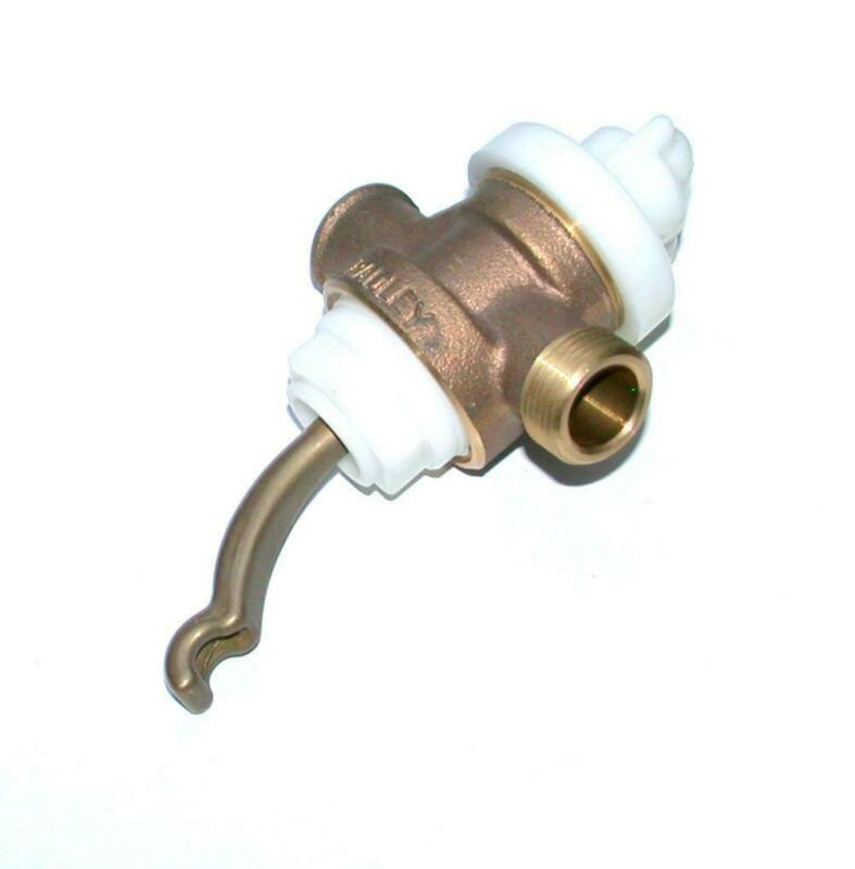 New Bradley  Wash Fountain Foot Valve Assembly
