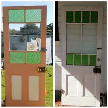 VINTAGE FRENCH DOORS Mullumbimby Byron Area Preview