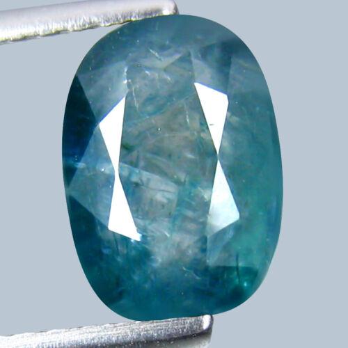 1.59 ct TREMENDOUS! NEON BLUEISH GREEN NATURAL GRANDIDIERITE GEMSTONES