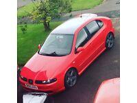 2003 Seat Leon Cupra TDI