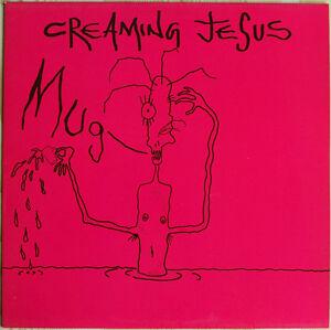 CREAMING-JESUS-Mug-12-EP-gothic-punk-metal-1989-new