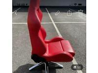 Abarth racing Seat