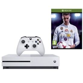 Brand new Xbox one s