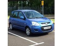 Cheap 2010 Hyundai matrix comfort only 💥 48k miles mot 2 keys history mot drives great 📞