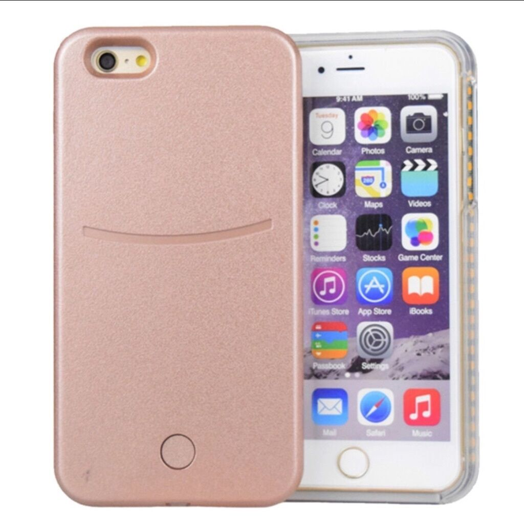 Led Lumee Style Kardashian Iphone 6 Plus 6s Case Cover Only