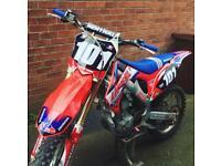 Honda, motorbike, scrambler, bike
