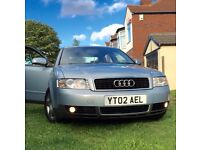 Audi A4 B6 1.9tdi For Sale!!!!!!!!! £1320