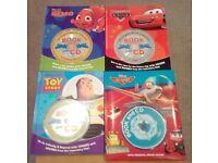 Kids Disney read along Audio books