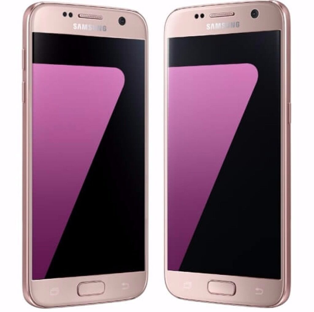 samsung galaxy s7 rose gold 32gb sim free in brighton east sussex gumtree. Black Bedroom Furniture Sets. Home Design Ideas
