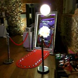 Mirror Booth Hire, photo booth
