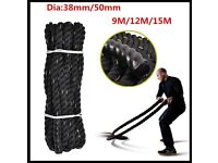 Battle Power Rope 9M length and 50mm diameter