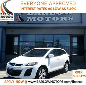 2010 Mazda CX-7 GS**AMVIC INSPECTION & CARPROOF PROVIDED!