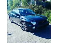 Subaru impreza 2.0 gx 2001 spares or repairs