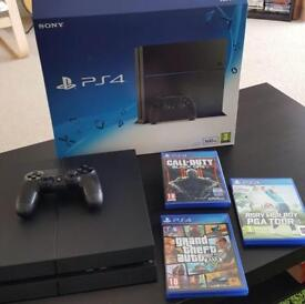 Sony Playstation 4 PS4