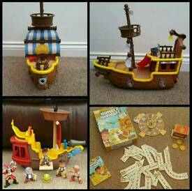 Jake and the never land pirate bundle