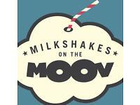 Mobile milkshake catering