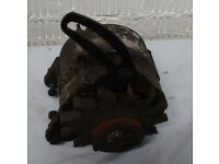 Alternator for Classic Mini removed from a 1990 Austin Rover Mini 998cc - used part for spares