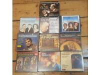 Sets of Classical Music CDs