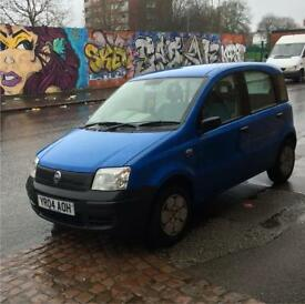 Fiat Panda 2004 Blue